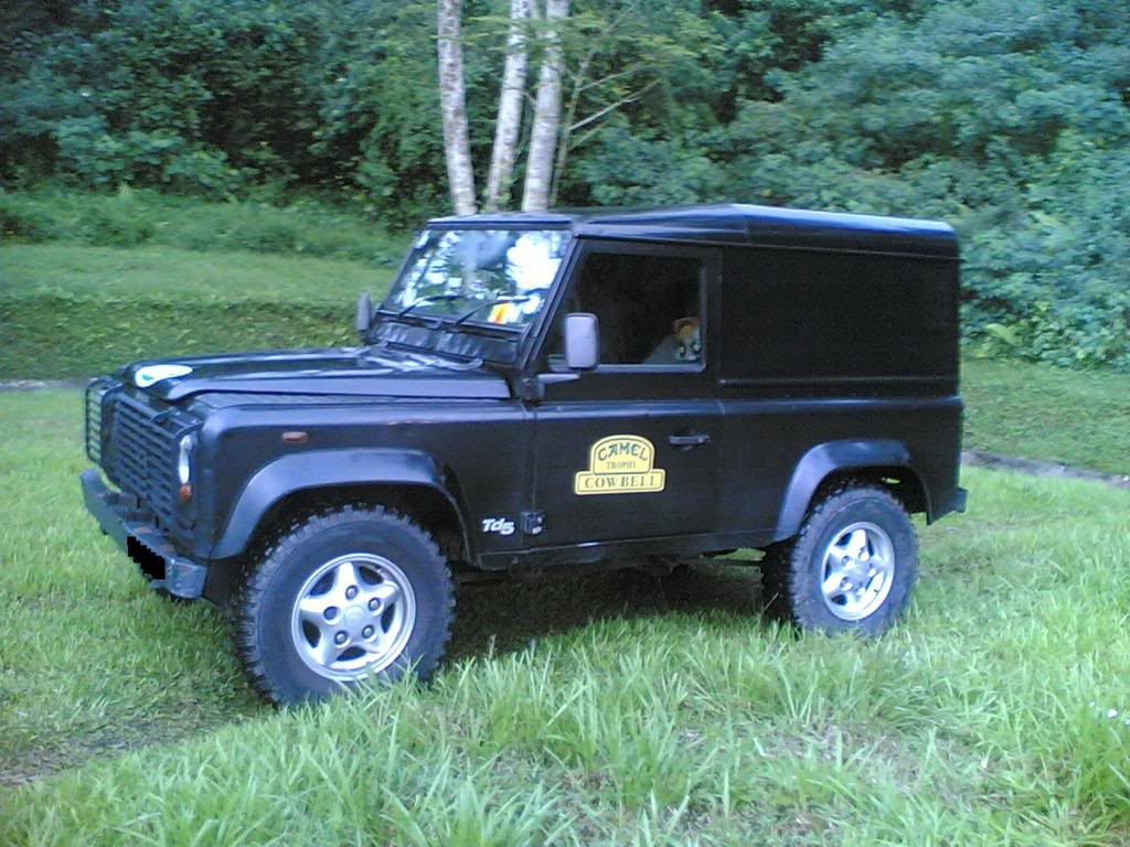 Land Rover Defender 2001 Review Amazing Pictures And