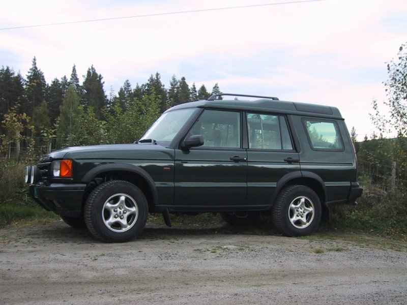 Land Rover Discovery 1998 photo - 2