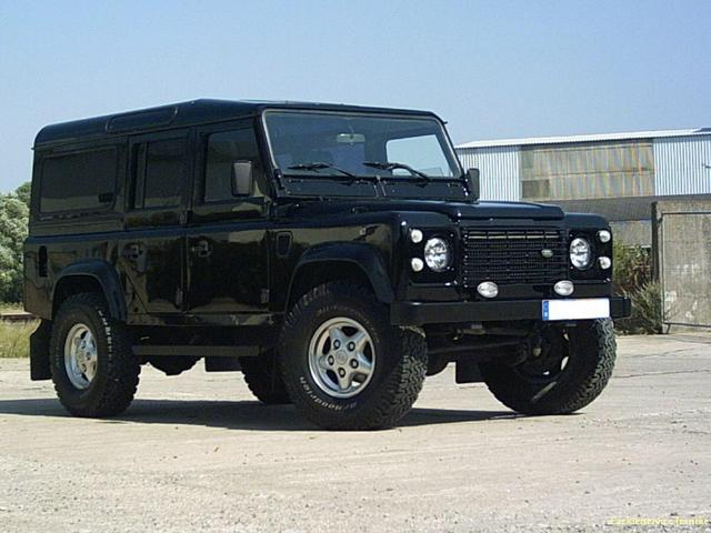 Land Rover Discovery 1998 photo - 3