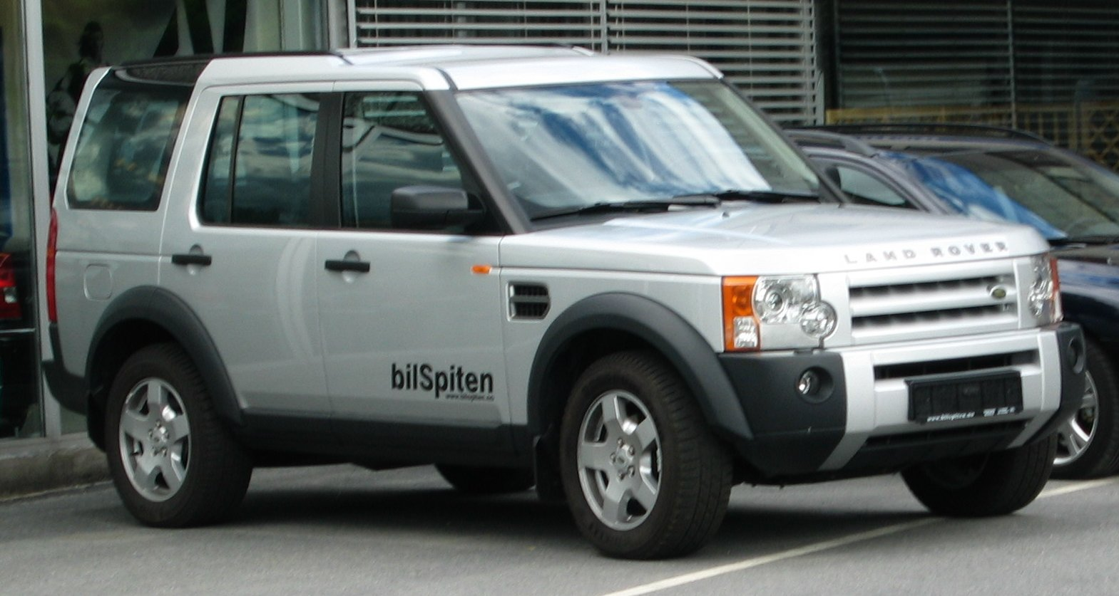 Land Rover Discovery 2005 Review Amazing Pictures And Images