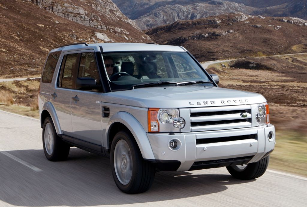 Land Rover Discovery 2008 photo - 1