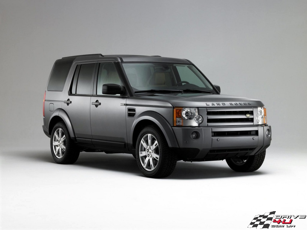 Land Rover Discovery 2008 photo - 2