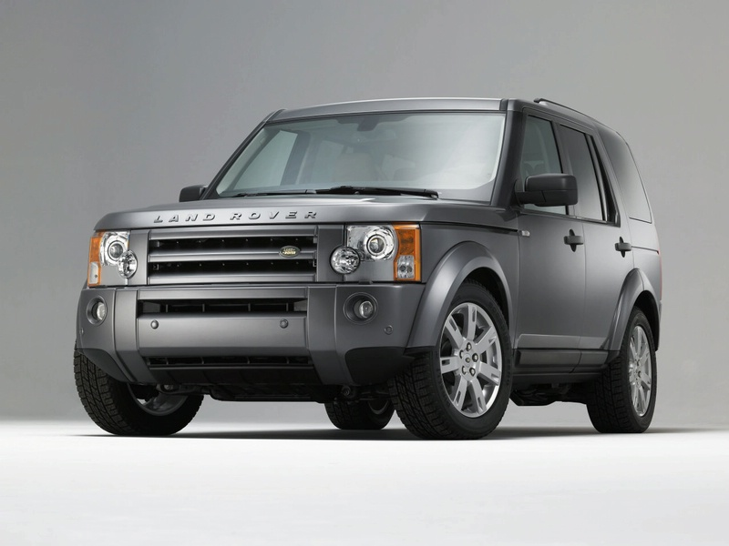 Land Rover Discovery 2008 photo - 3