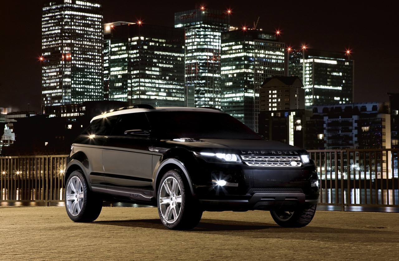Land Rover Evoque 2011 photo - 2