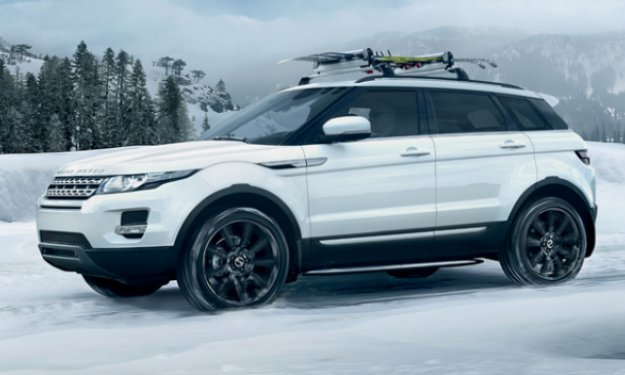 Land Rover Evoque 2015 photo - 1