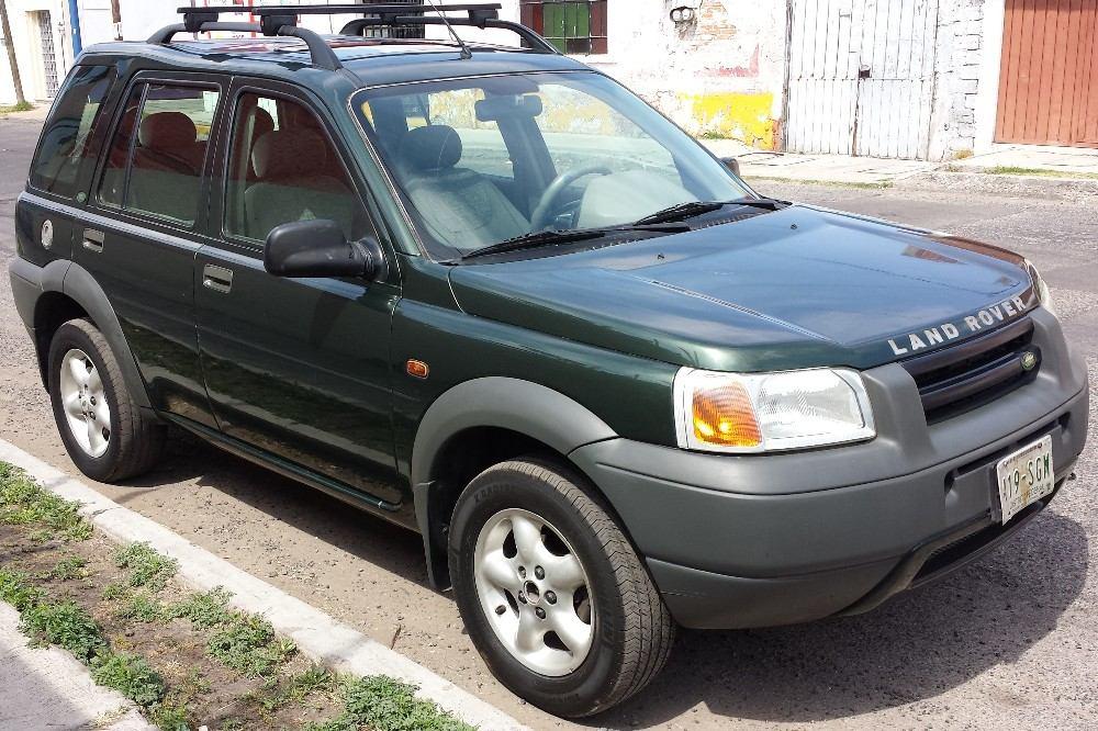 Land Rover Freelander 1999 photo - 2