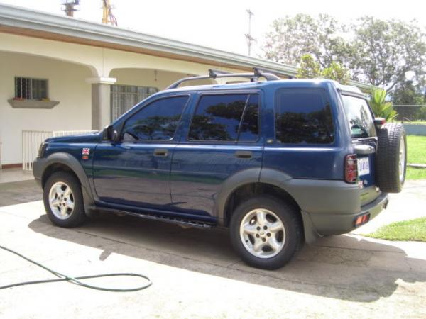 Land Rover Freelander 1999 photo - 3