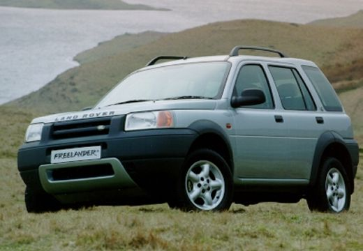 Land Rover Freelander 2000 photo - 1
