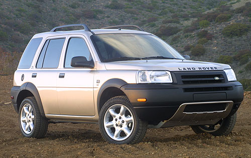 Land Rover Freelander 2000 photo - 2
