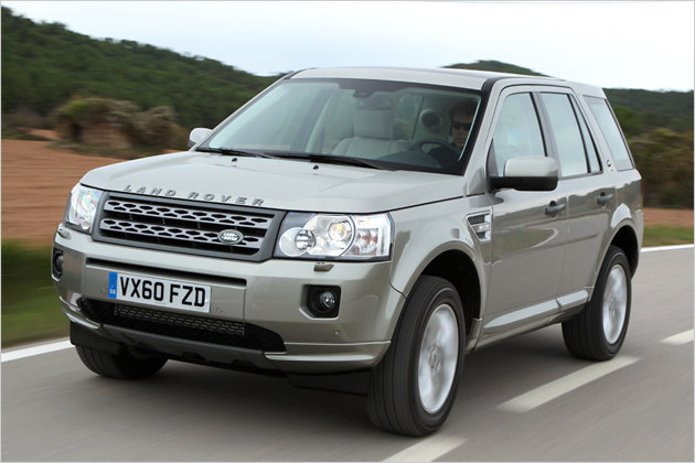 Land Rover Freelander 2011 photo - 2