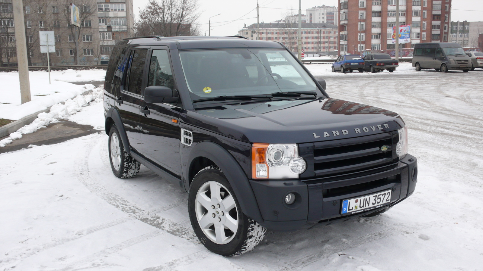 Land Rover LR3 2007: Review, Amazing Pictures and Images – Look at