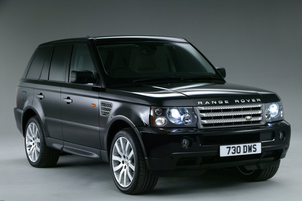Land Rover Sport 2011 photo - 2