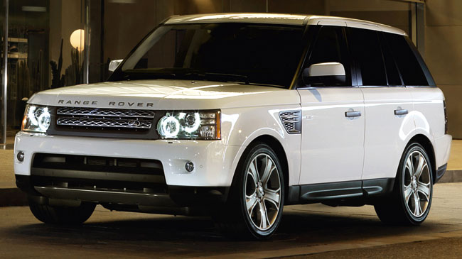 Land Rover Sport 2011 photo - 3