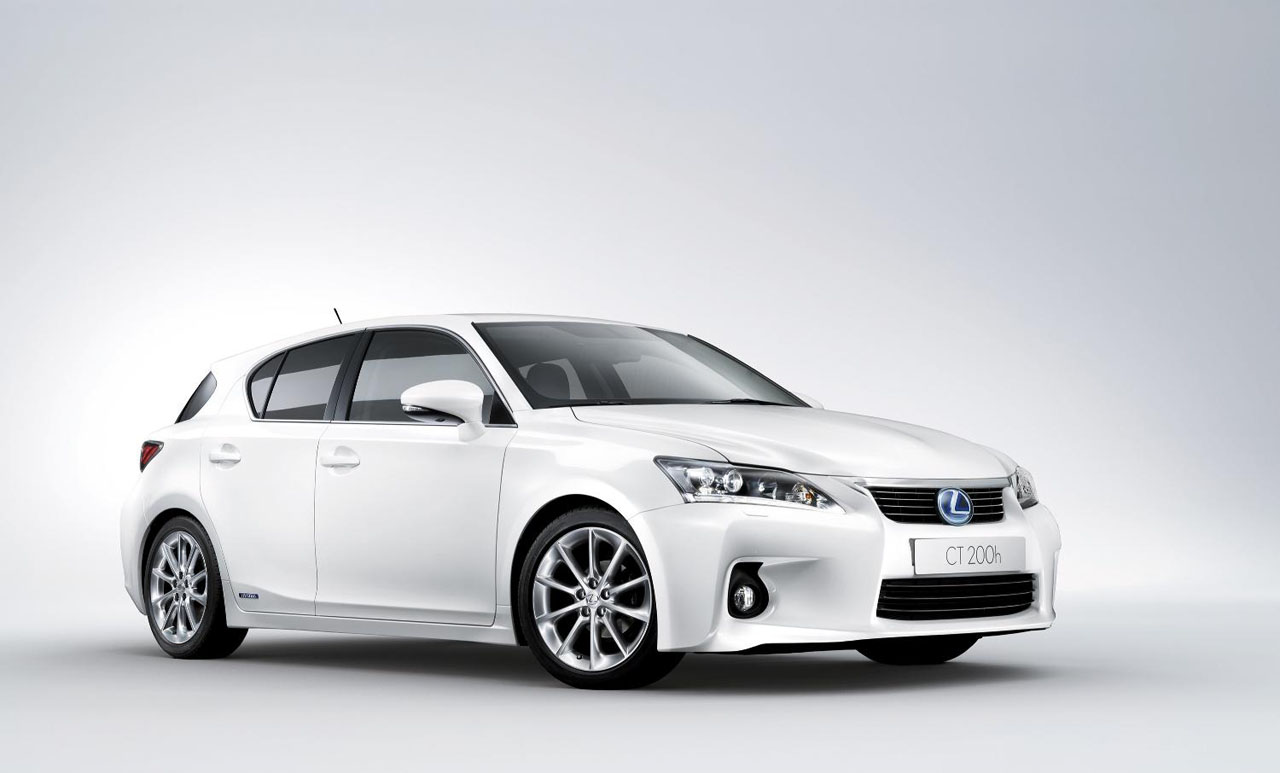 Lexus ct 2012 photo - 2