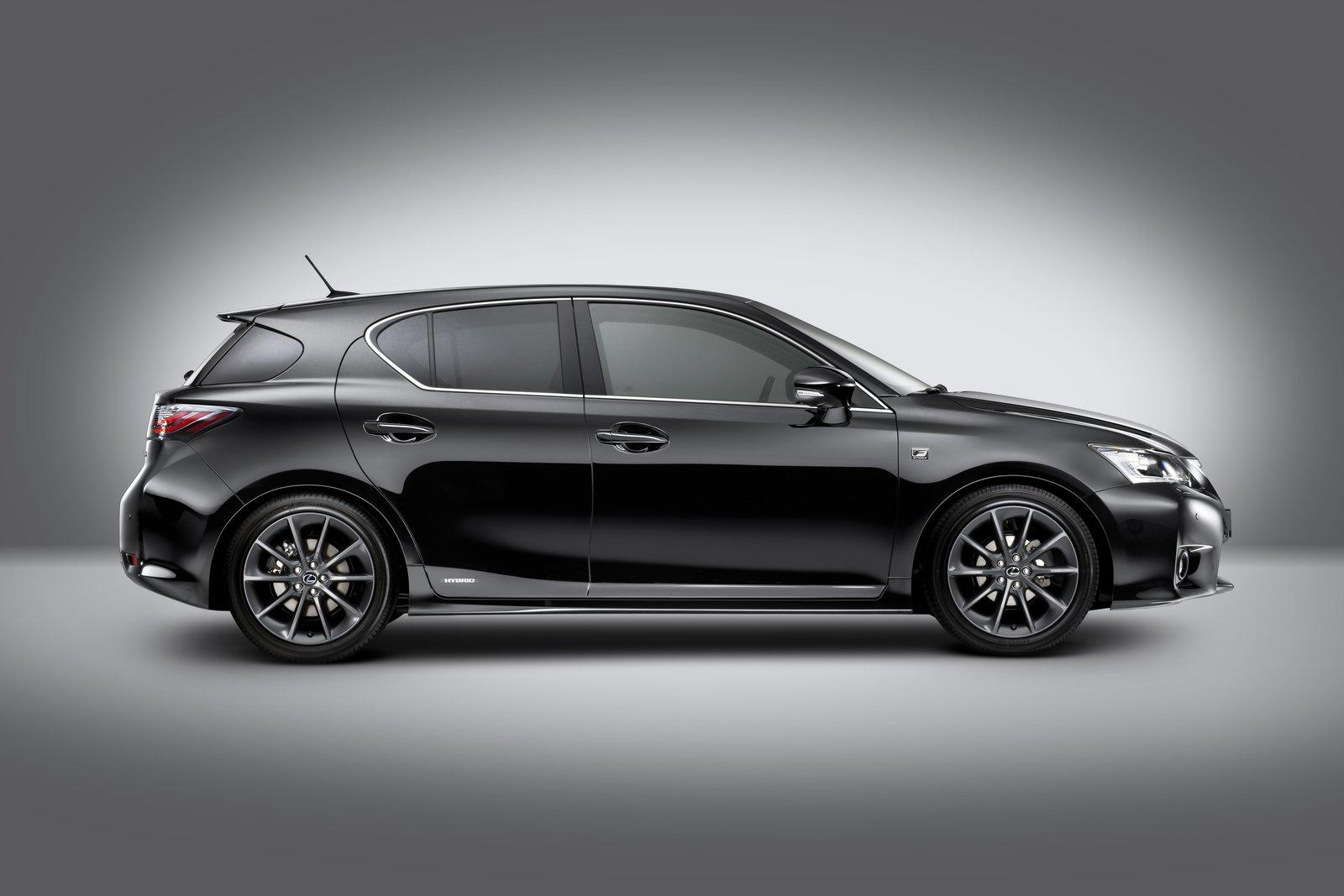 Lexus CT 2013 photo - 3