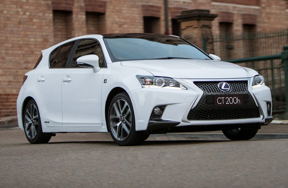 Lexus ct 2015 photo - 4