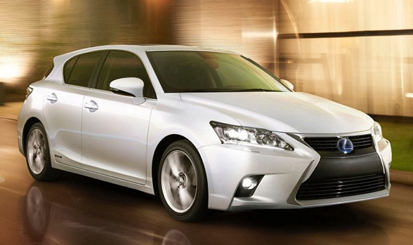 Lexus ct 2015 photo - 5