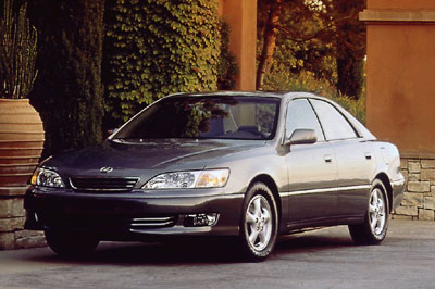 Lexus es 2000 photo - 4
