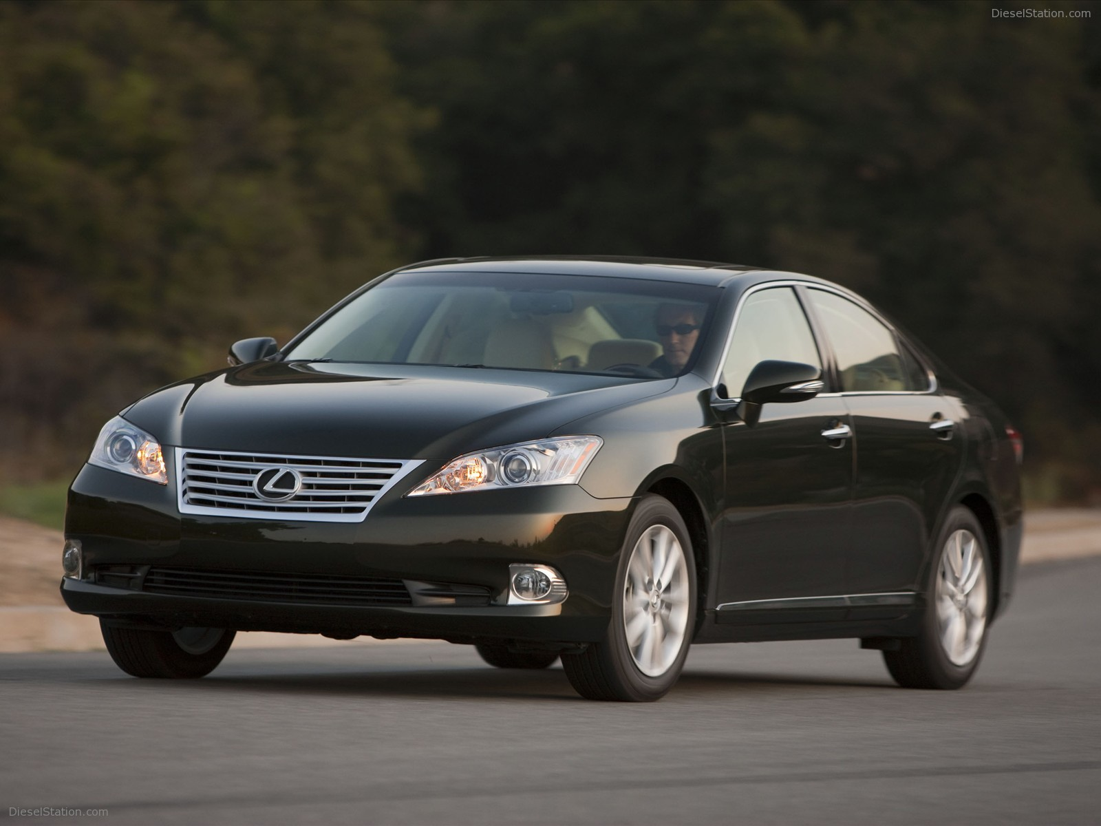 Lexus ES 2010: Review, Amazing Pictures and Images – Look at the