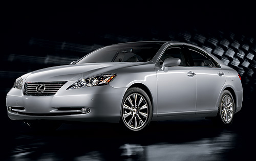 Lexus es 2011 photo - 3