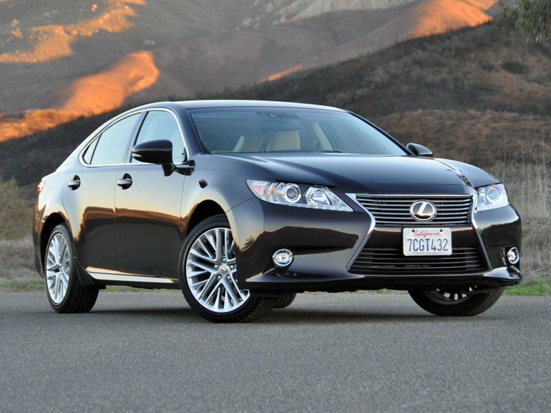 Lexus Es 350 2015 Review Amazing Pictures And Images