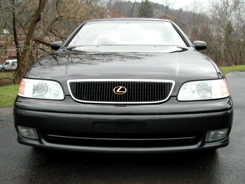 Lexus gs 1994 photo - 1