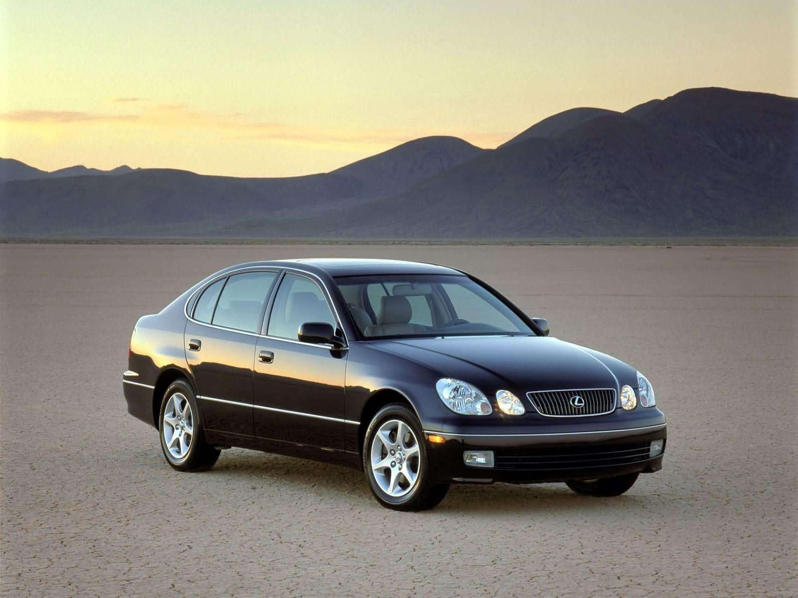Lexus gs 2004 photo - 4