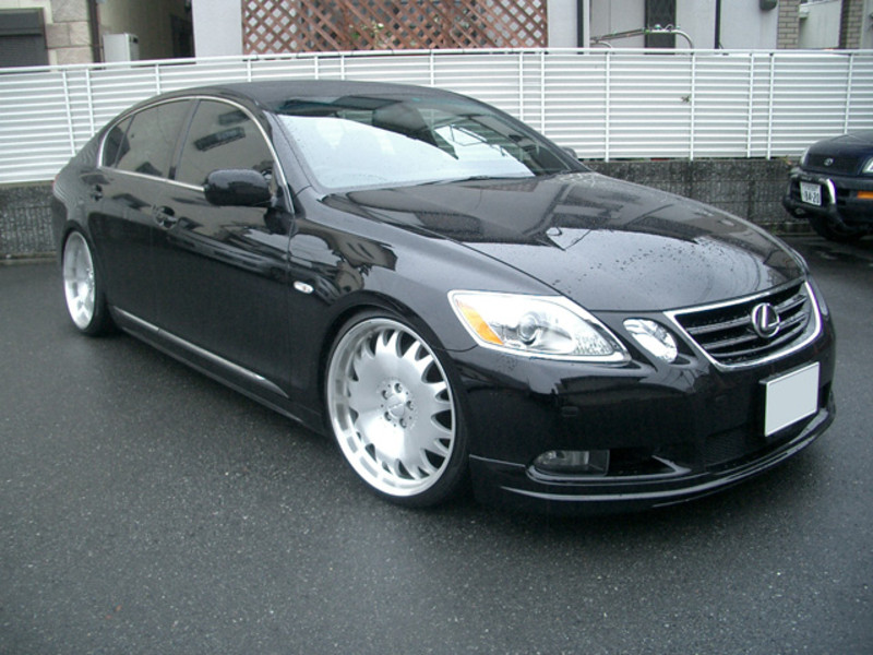 Lexus GS 2011 photo - 4