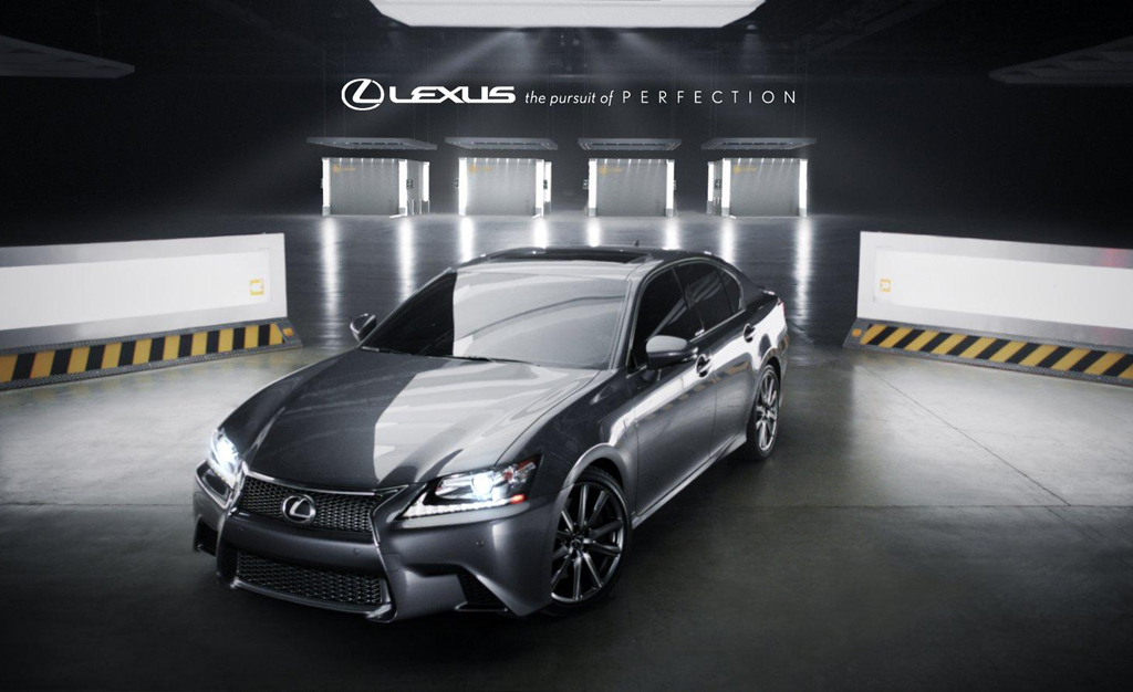 Lexus GS 2012 photo - 5