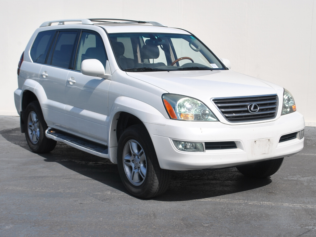 Lexus gx 2004 photo - 4