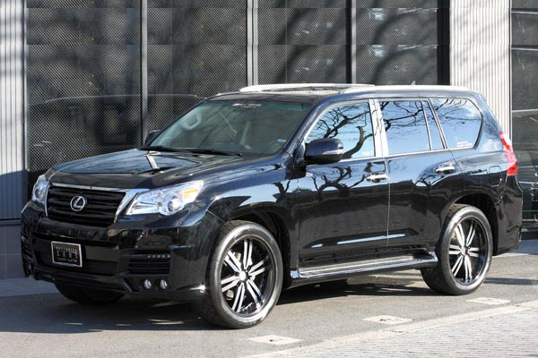 Lexus gx 2015 photo - 3