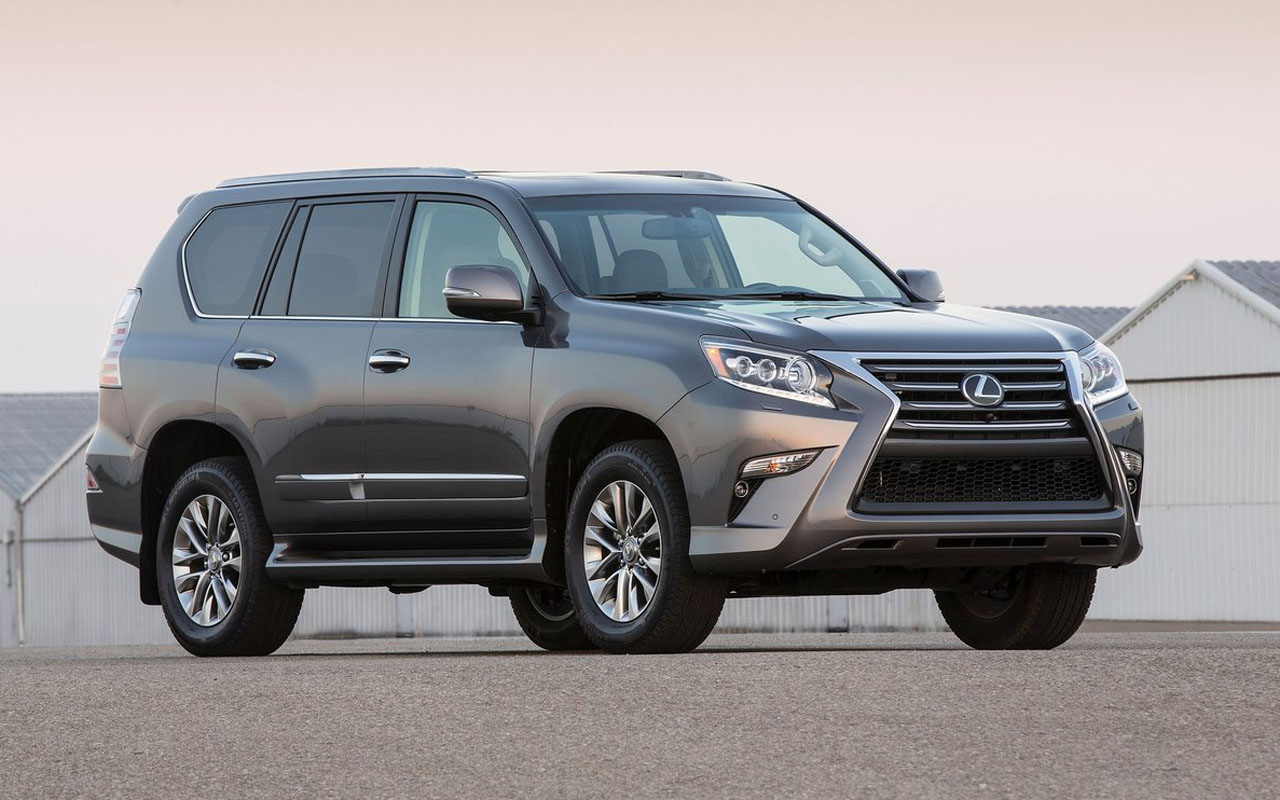 Lexus gx 2015 photo - 4