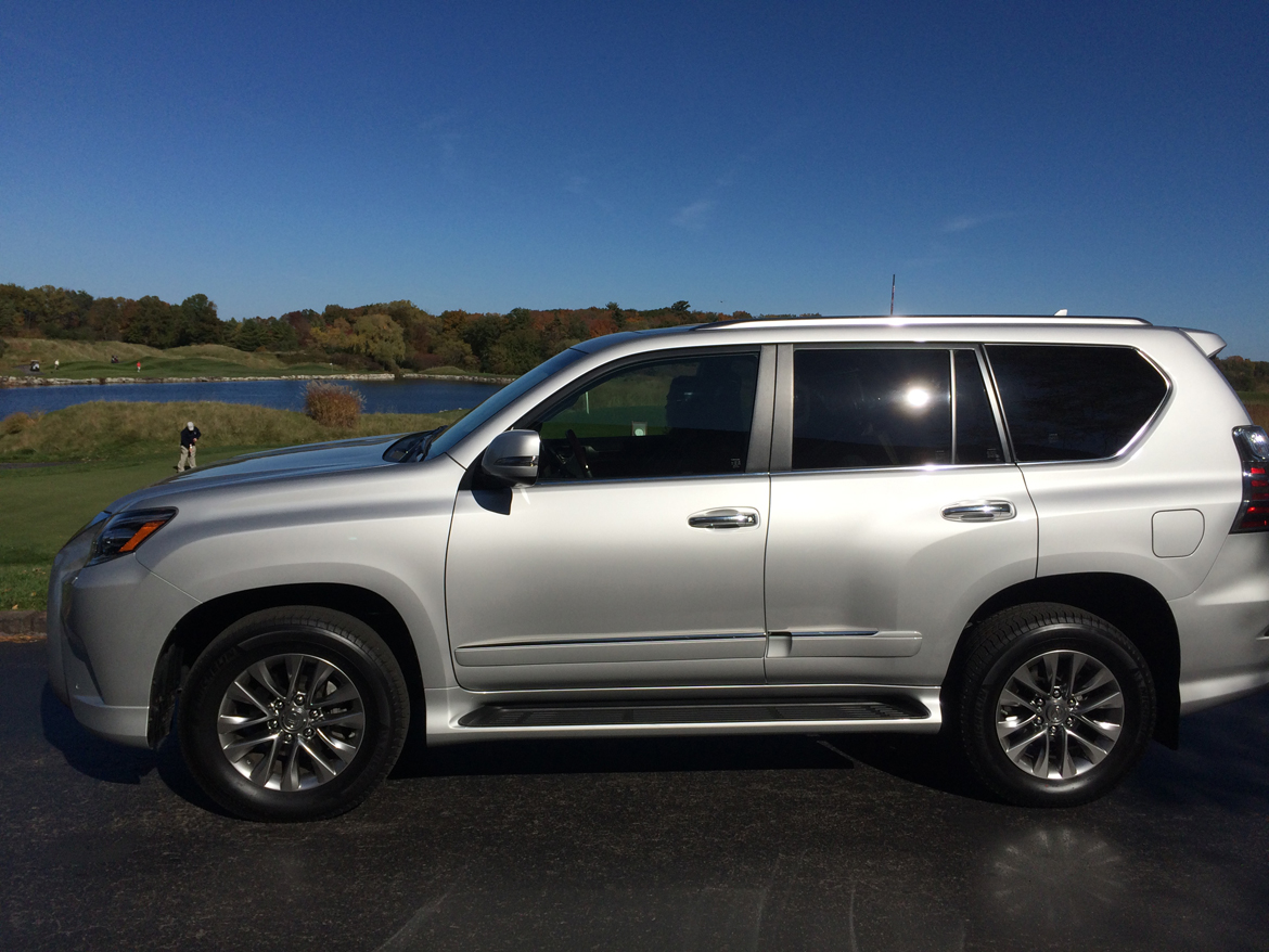 Lexus gx 2015 photo - 5
