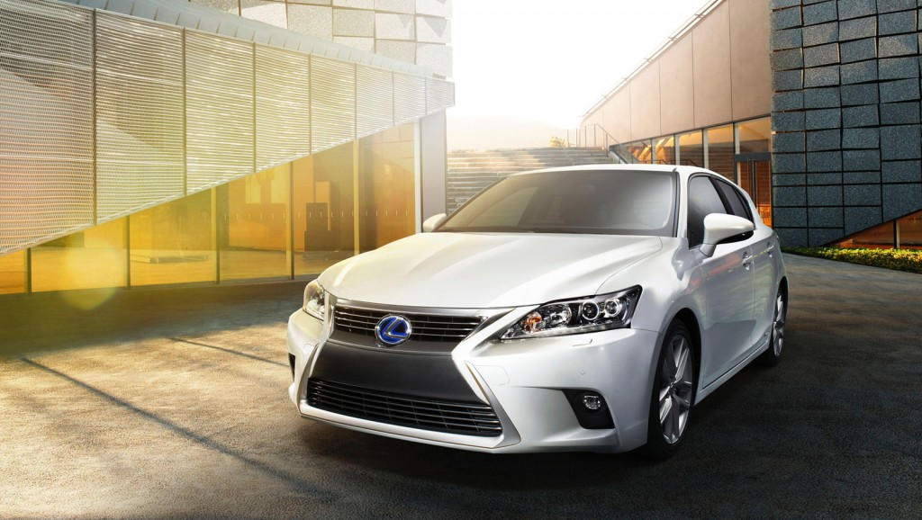 Lexus hybrid 2014 photo - 2