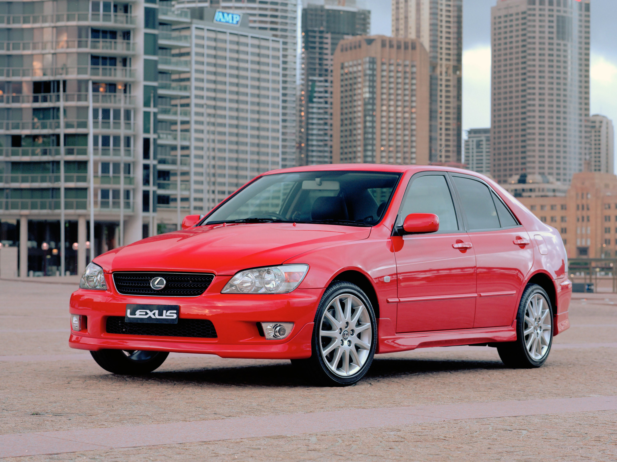 Lexus is 200 2002 photo - 4