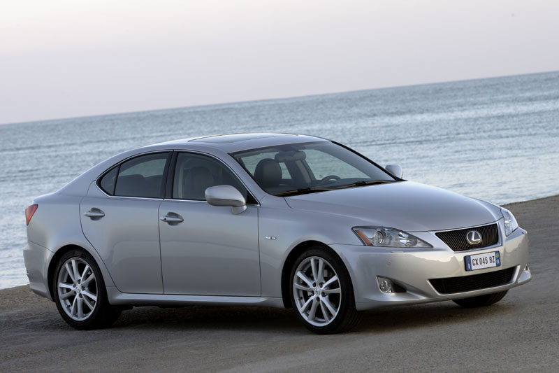Lexus is 250 2005 photo - 4