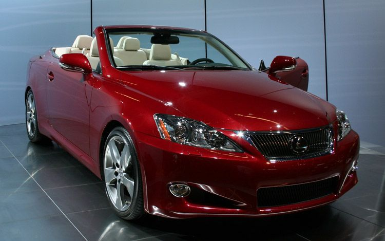 Lexus IS 250 C 2010