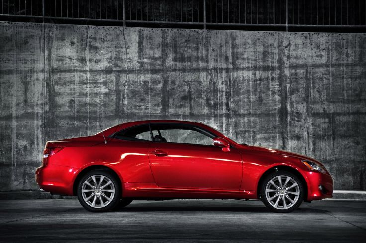 Lexus is 250 c 2015 photo - 4