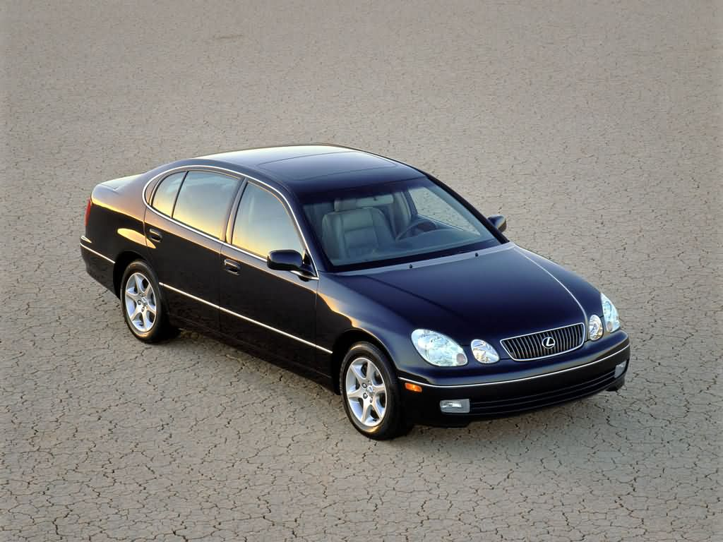 Lexus is 300 2004 photo - 3