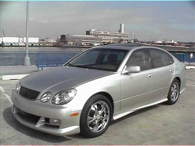 Lexus IS 300 2006 photo - 4
