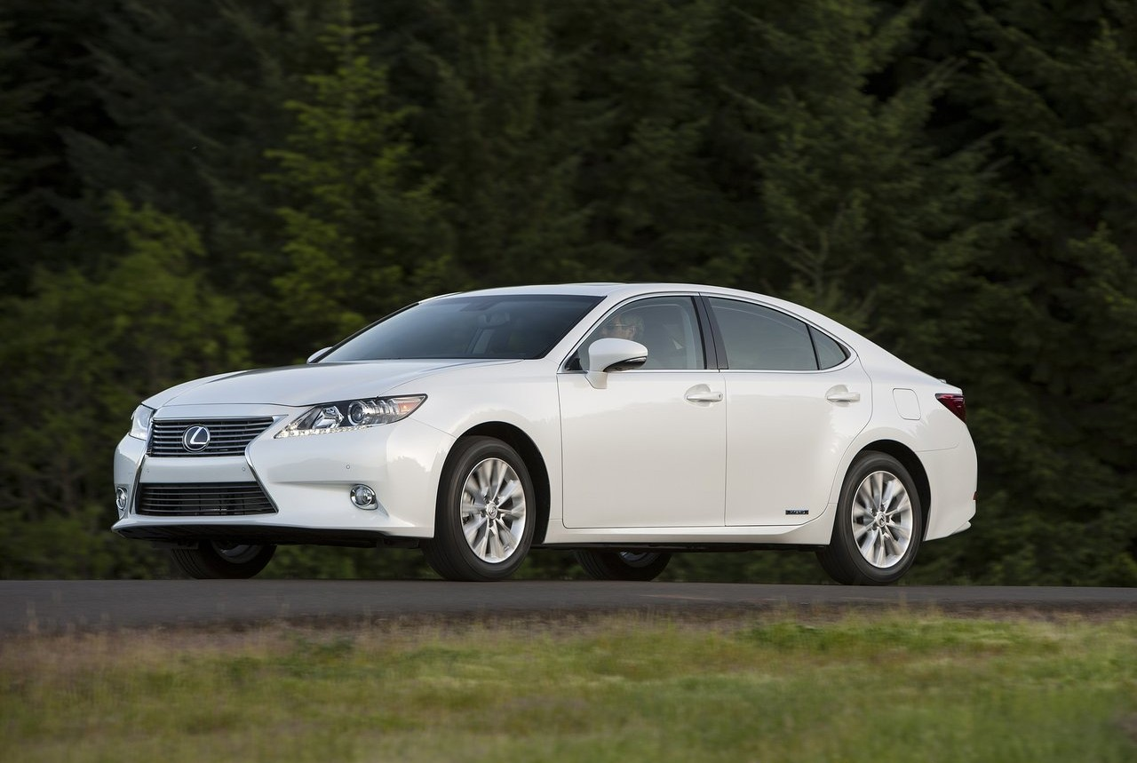 Lexus IS 300 2013