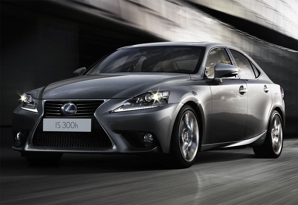 Lexus IS-F 2014