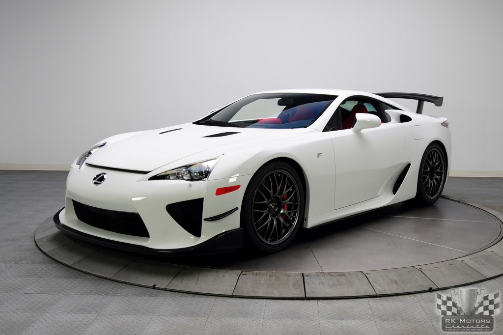Lexus LFA 2015 photo - 3