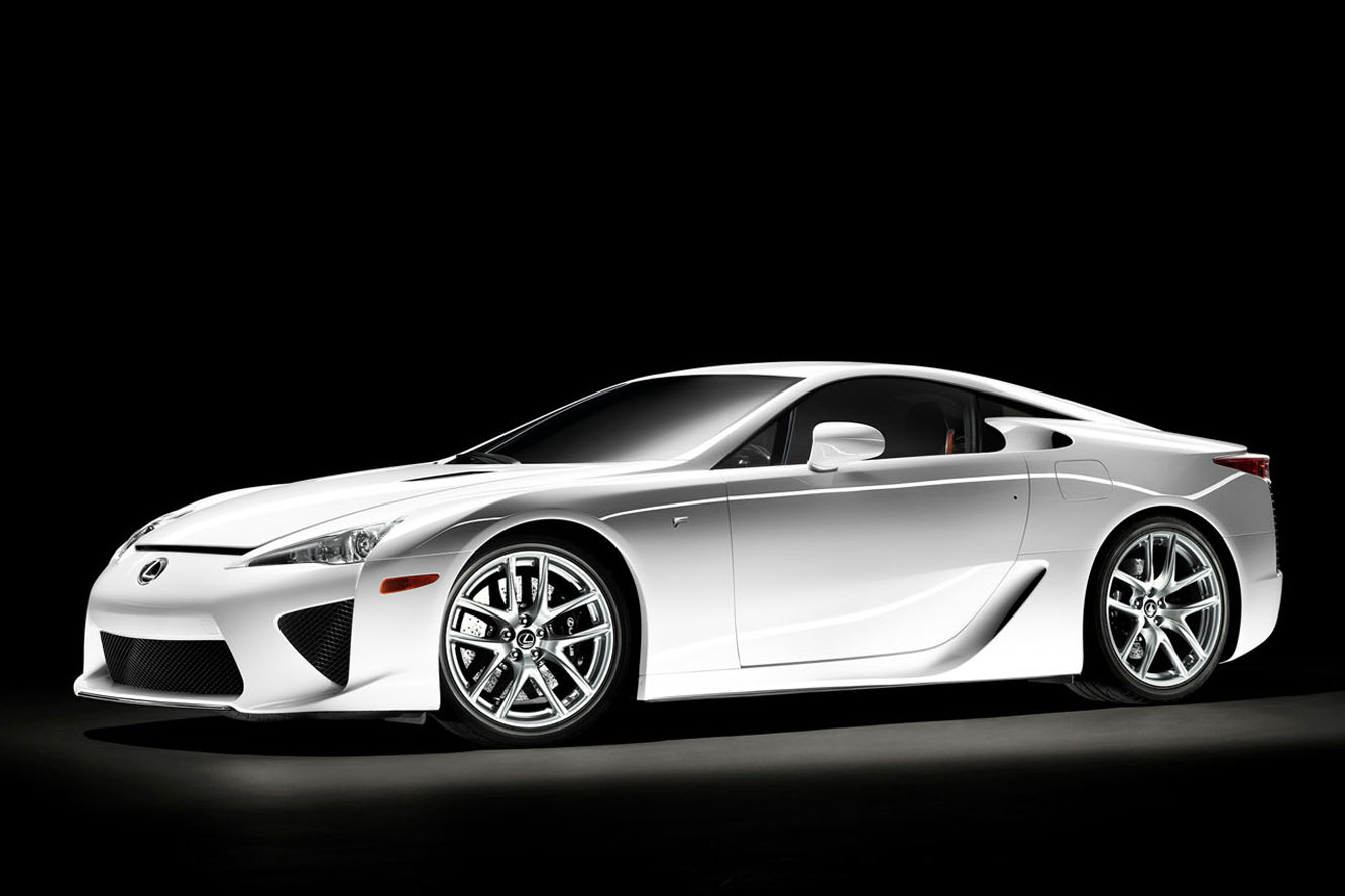 Lexus LFA 2015 photo - 5