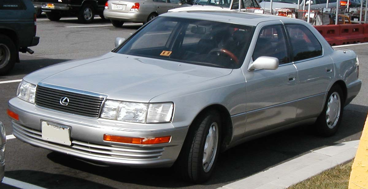 Lexus LS 1989 photo - 2