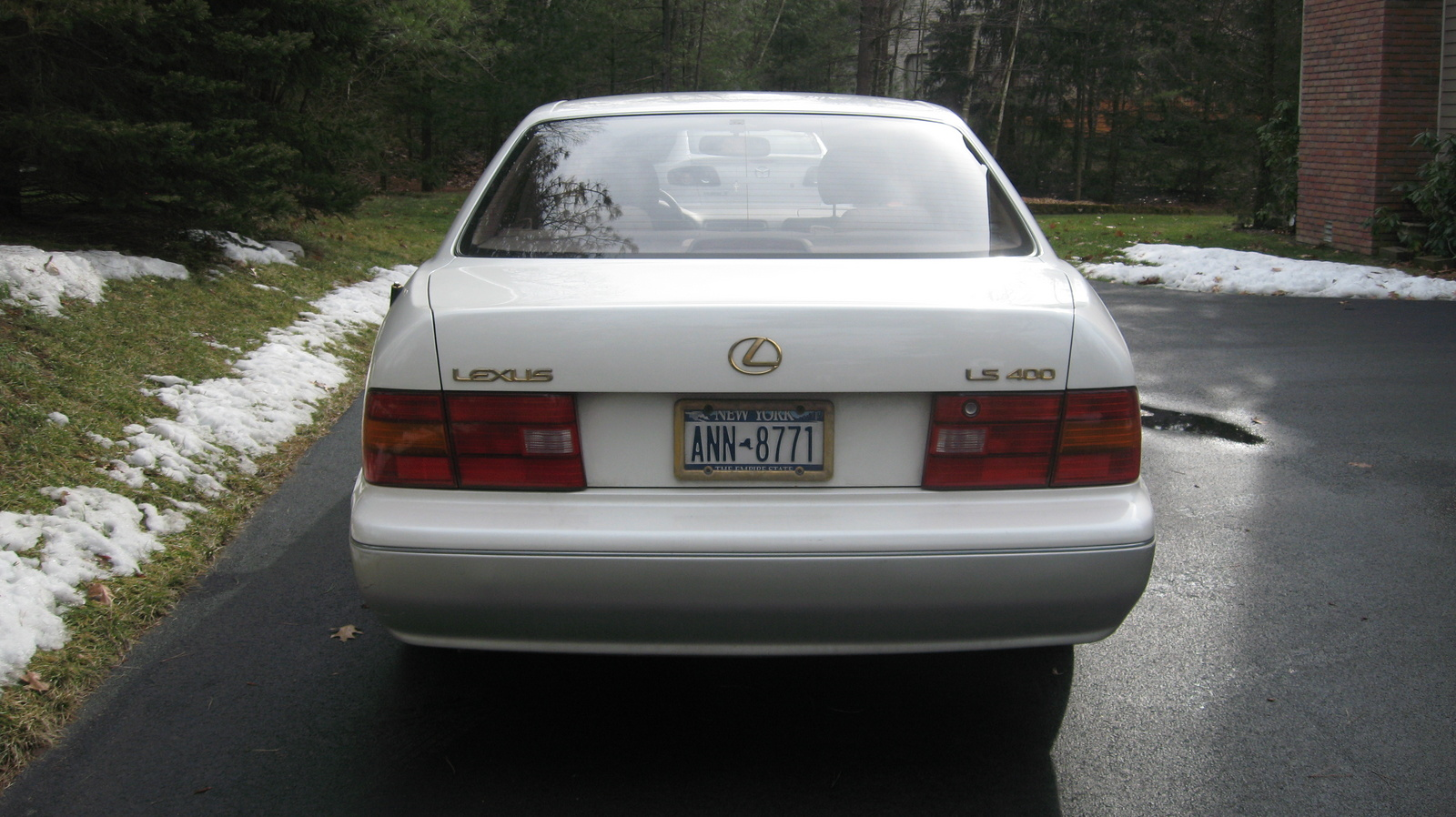 Lexus LS 1996 photo - 3