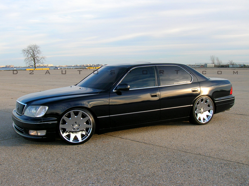 Lexus LS 1996 photo - 4