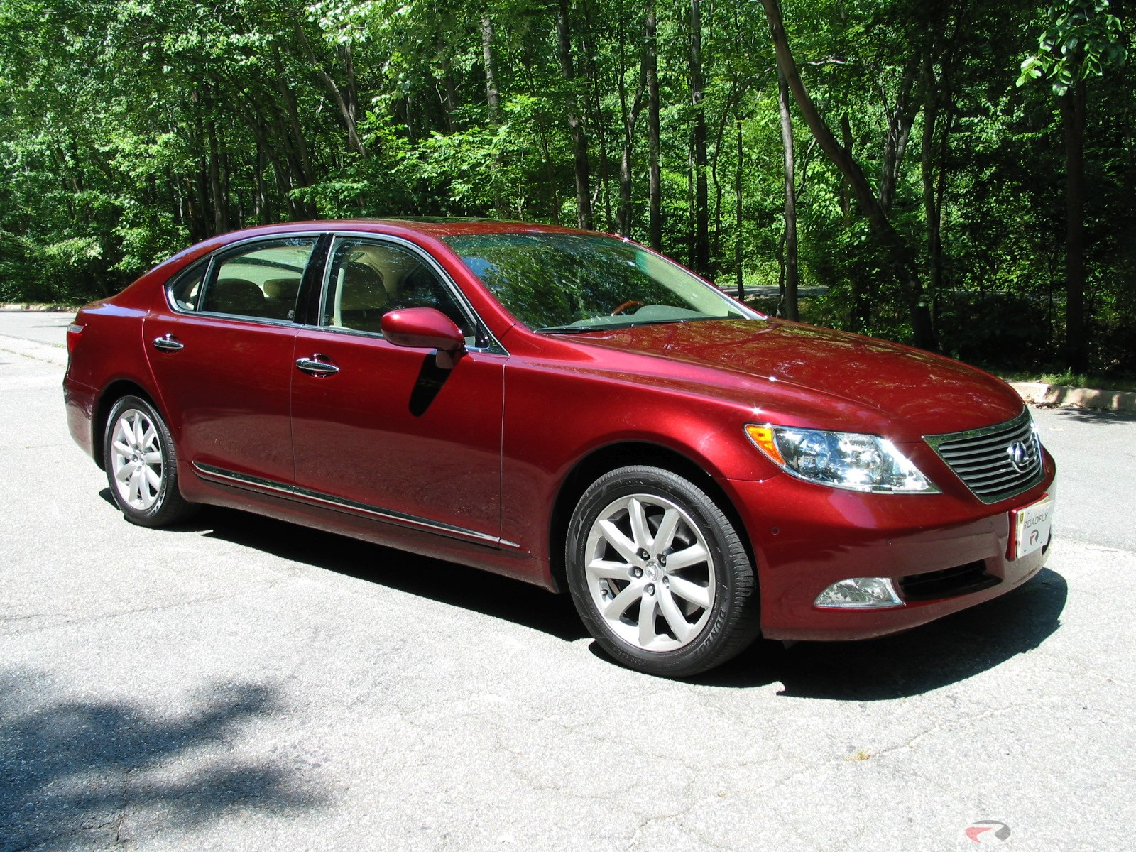 Lexus ls 2007 photo - 3