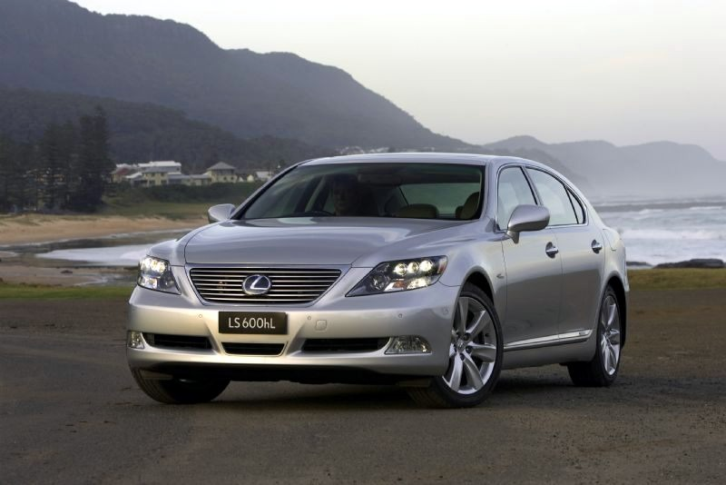 Lexus ls 2007 photo - 4