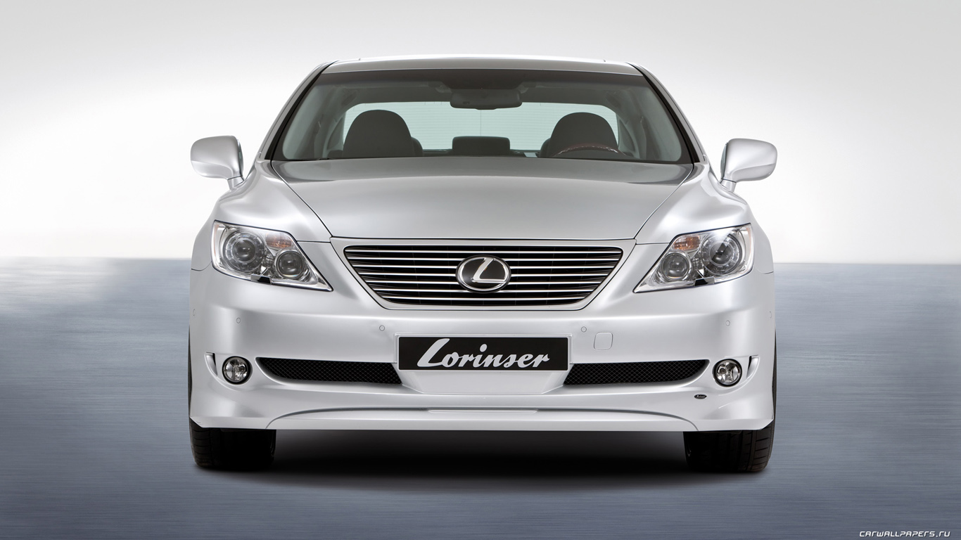Lexus LS 2011 photo - 4